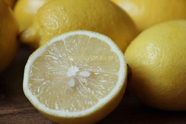 citrony citronova stava na vlasy