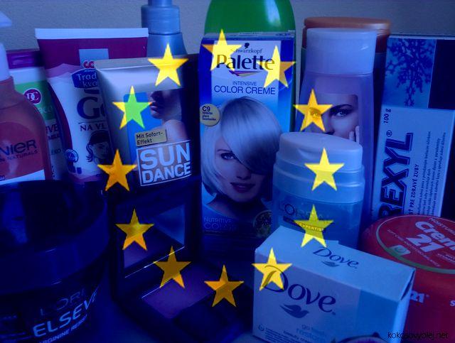 nove nariadenie eu o kozmetike