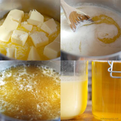 prepustené maslo ghí | carlagoldenwellness.com