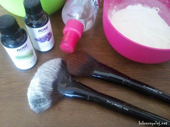 suchý šampón, wet & dry šampón