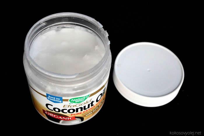 efa gold panenský kokosový olej