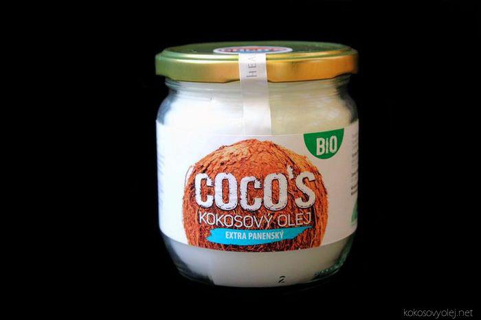 lacný kokosovy olej healthlink