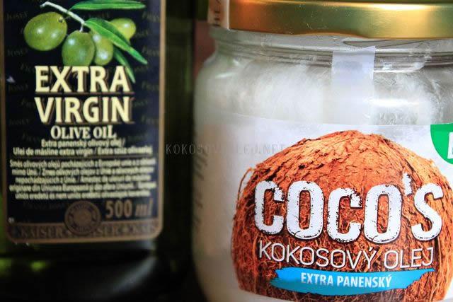 kokosovy olej je lepsi ako olivovy olej