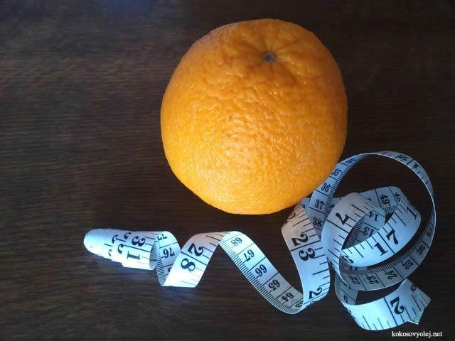 celulitítda - ako odstrániť vzhľad pomarančovej kože