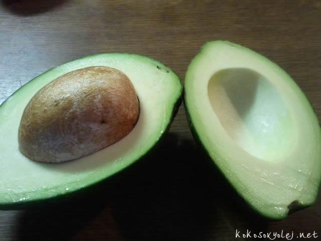 avokádo obsahuje zdraviu prospešné tuky
