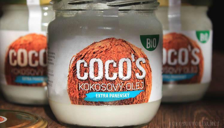 kokosovy olej zdravy tuk