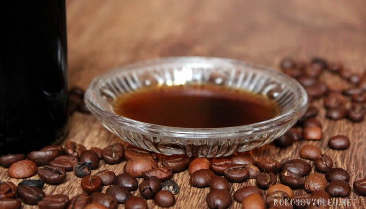 kavovy olej