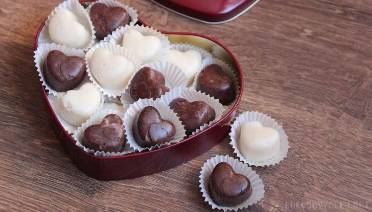 recept na domace kokosove pralinky