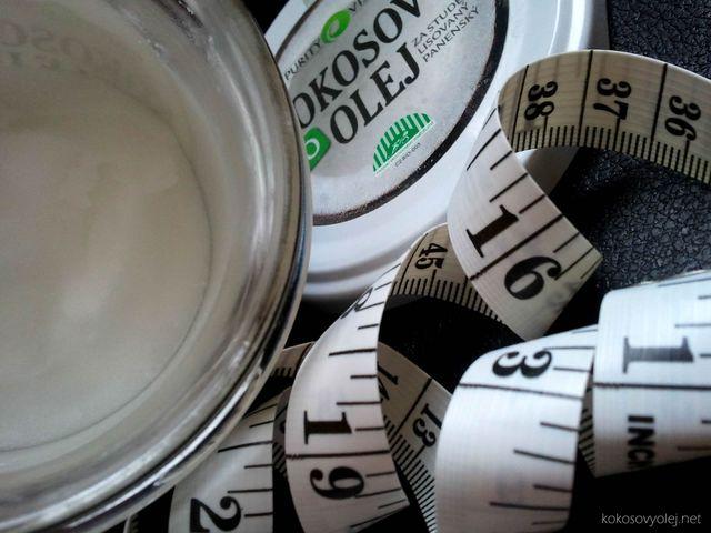 kokosový olej na rýchly metabolizmus a efektívne chudnutie