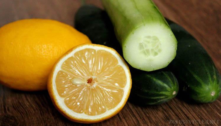uhorkovy toner na tvar