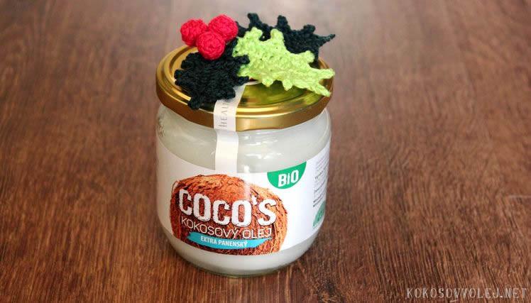 kokosovy olej na suchu pokozku