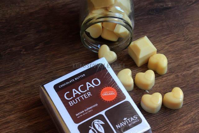 cacao butter navitas