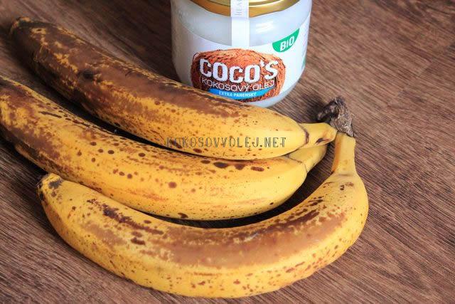 bezlekovy chlieb z bananov