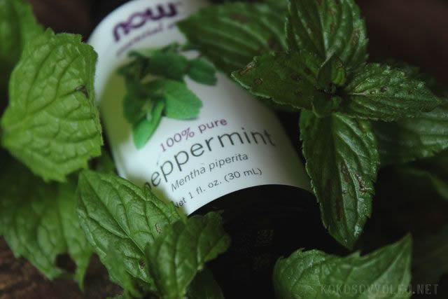 pepermintovy esencialny olej
