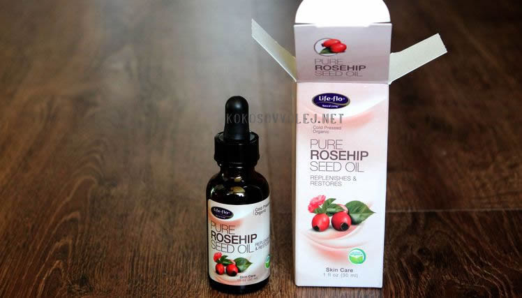 pure rosehip seed oil skin care